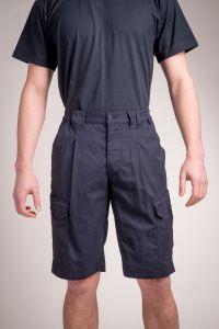 Patrol pants short dark blue