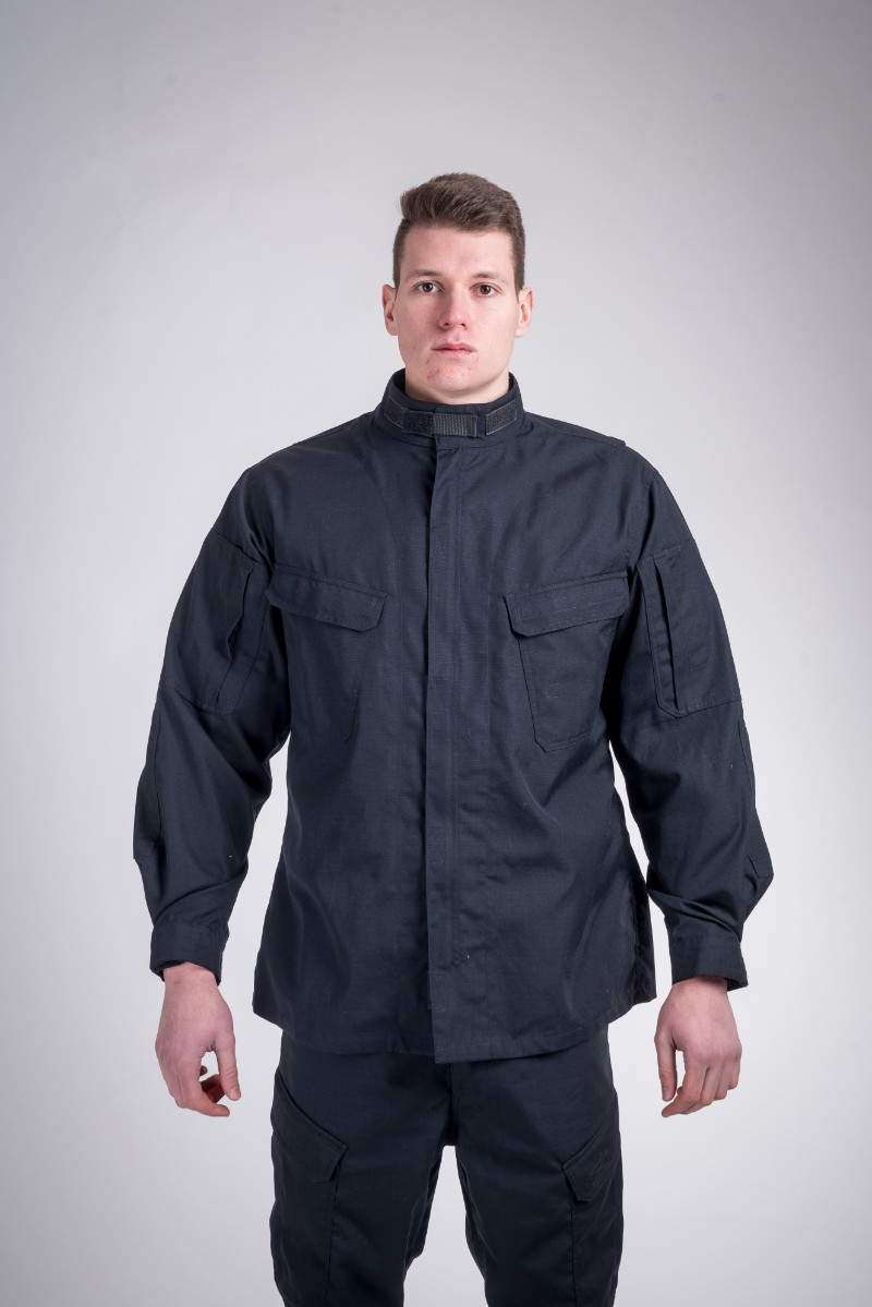 Combat shirt dark blue