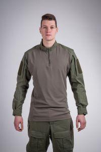 Defense shirt olive green