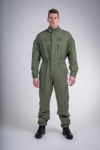 Tactical overall olive green