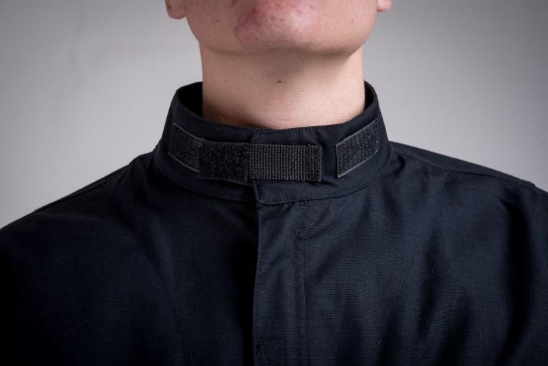 Combat shirt dark blue