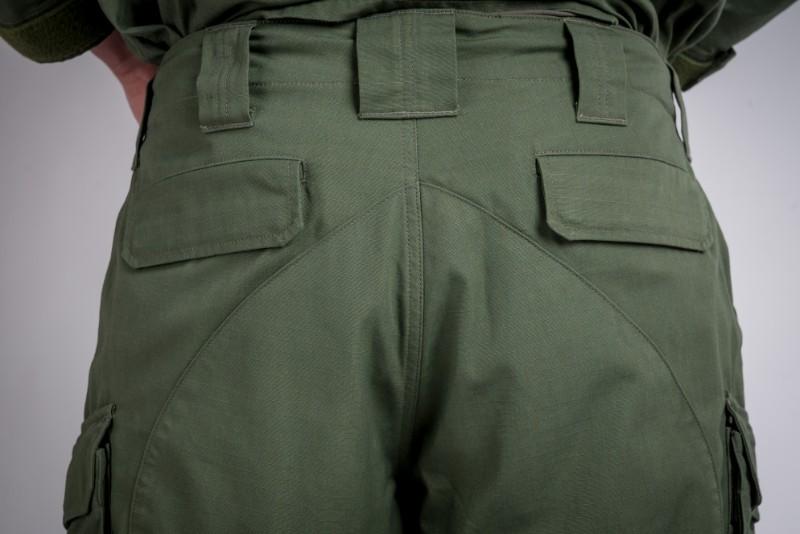 Tactical pants olive green